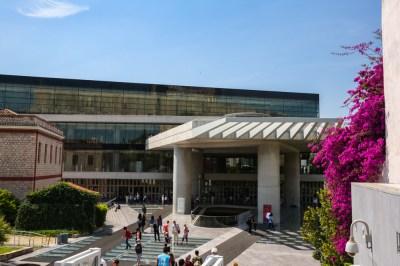 Museu de Acrópole em Atenas Grécia