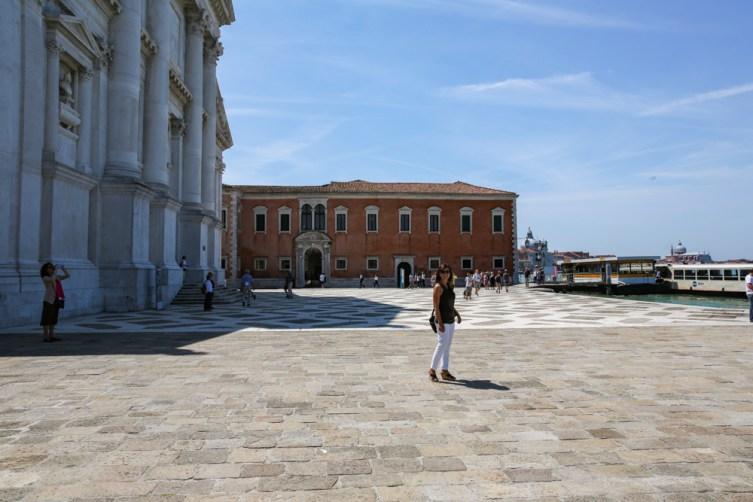 Basílica San Giorgio Maggiore em Veneza