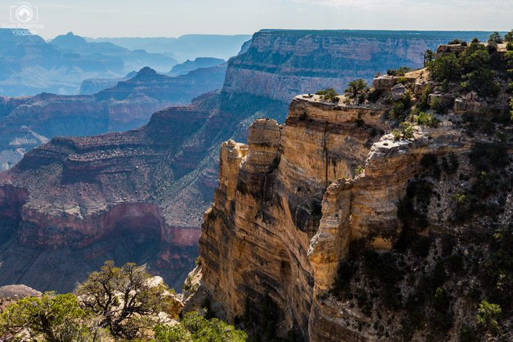 Desert View Point no Parque Grand Canyon