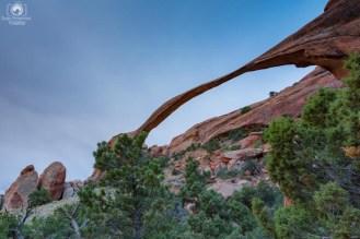Landscape Arch at Arches National Park