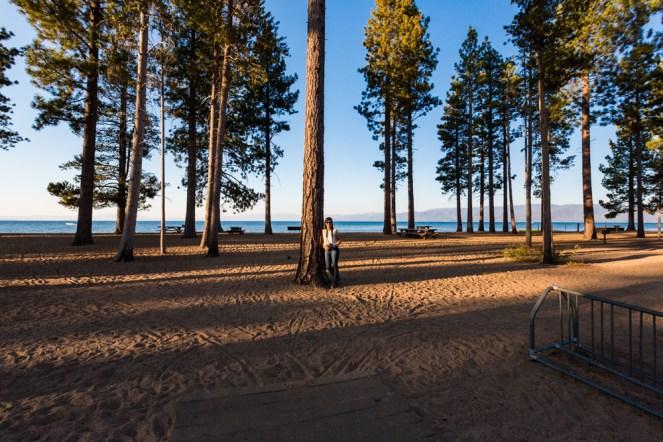 Praias durante o verão
