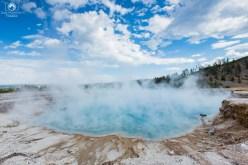 Fontes Termais em Yellowstone