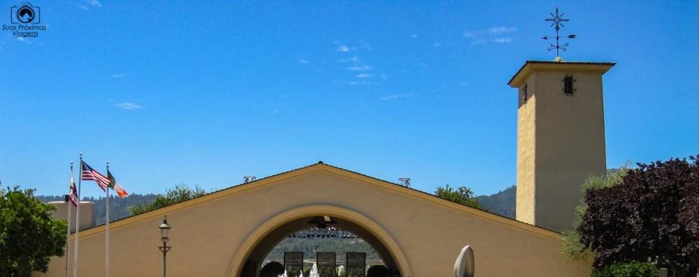 Vinicola Robert Mondavi em Napa Valley