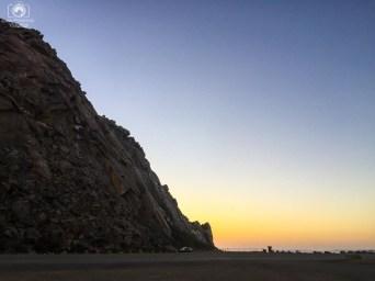 Pôr do Sol em Morro Bay na Big Sur