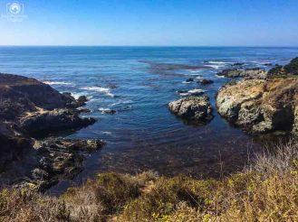 Paisagens na Costa da California