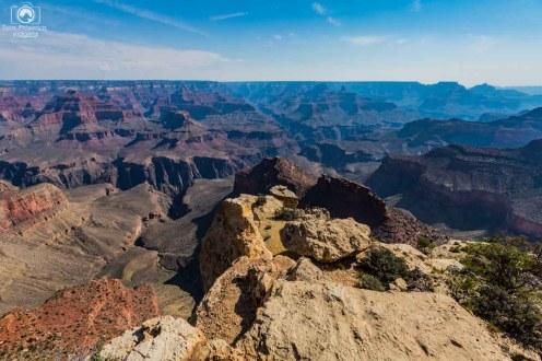 Grand Canyon no South Rim
