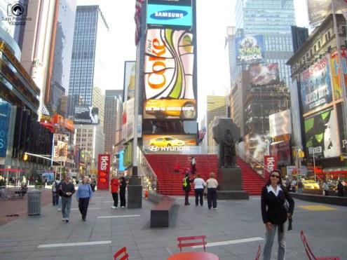 Times Square em o que fazer em Nova York