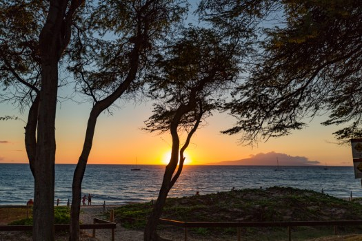 Pôr do Sol em Kihei em Maui