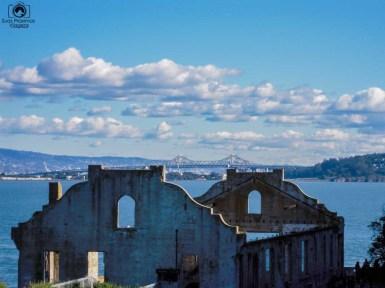 Ruínas de Alcatraz nas Melhores Dicas de São Francisco Califórnia