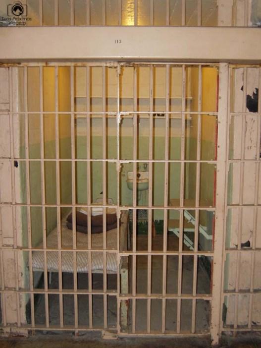 Cela de Alcatraz nas Melhores Dicas de San Francisco