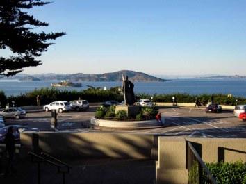 Coit Tower View em San Francisco Viagem