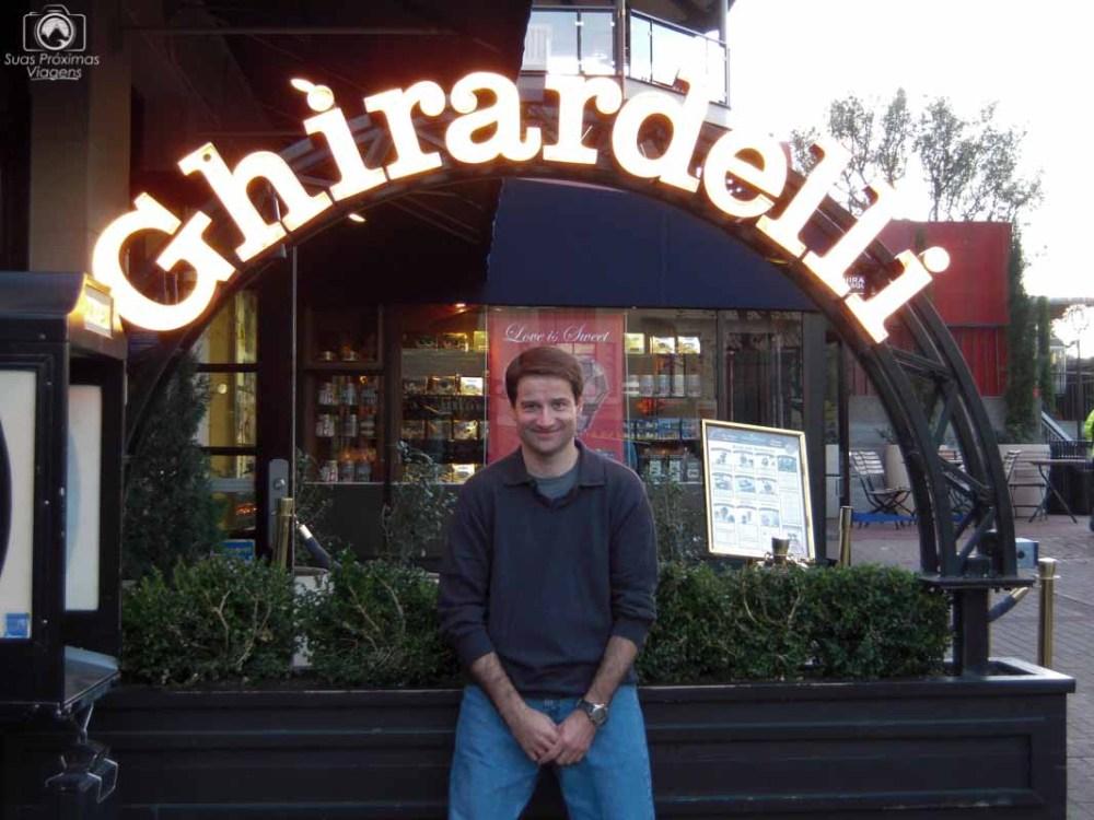 Ghirardelli nos 9 Passeios em San Francisco EUA