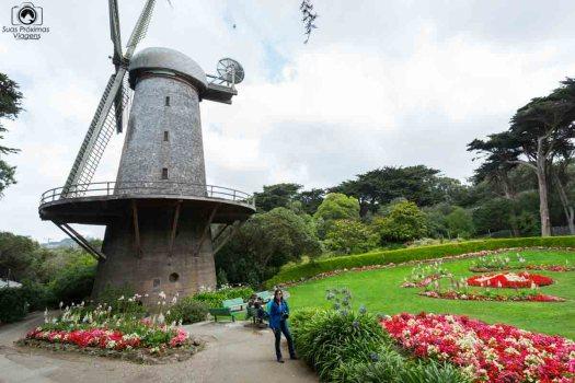 Moinho Holandês nas Melhores Dicas de viagem São Francisco