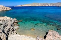 A beleza do Mar em Mykonos