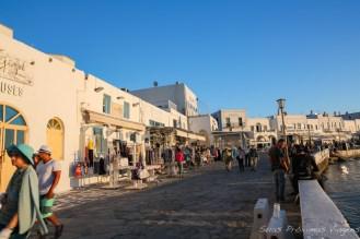 Comércio em Chora Mykonos
