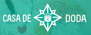 Logo da Casa de Doda, parceira do Suas Próximas Viagens
