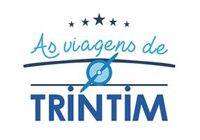 """link do site """"as viagens de Trintim"""" no Blogs Parceiros"""