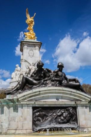 Queen Victoria Statue nas melhores dicas de Londres