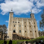Torre de Londres vista por outro lado em O Que Fazer em Londres