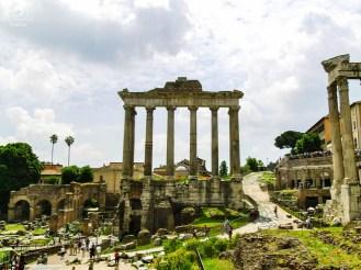 Ruínas de Roma em o que fazer em Roma 5
