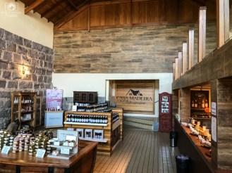 Interior da Loja da Madeira no Vale dos Vinhedos