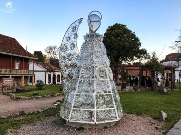 Anjo de Cristal nas melhores dicas de Gramado e Canela