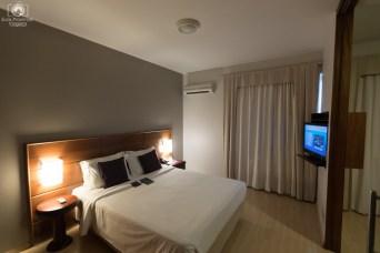 Suite no Mercure em Joinville