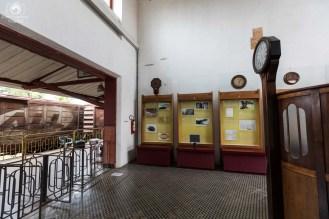 Saguão da Estação em Joinville