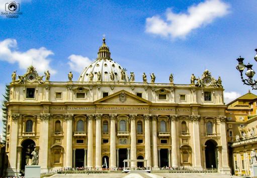 Basílica de São Pedro em O Que Fazer em Roma
