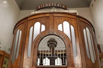 Antigo Guichê de Vendas da Estação em Joinville