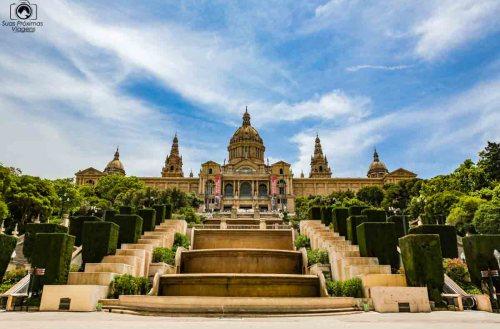 Parc de Montjuic em o que fazer em Barcelona