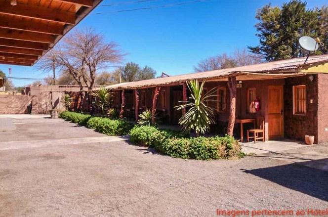 Hostal Lickana em onde se hospedar em San Pedro de Atacama