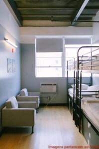 Dormitório Coletivo no The Local Hostel NYC em Onde Se Hospedar em Nova York