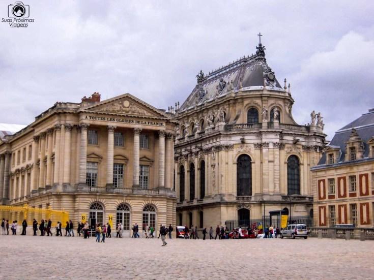Châteu de Versailles