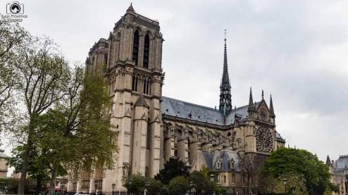 Catedral Notre Dame em o que fazer em Paris