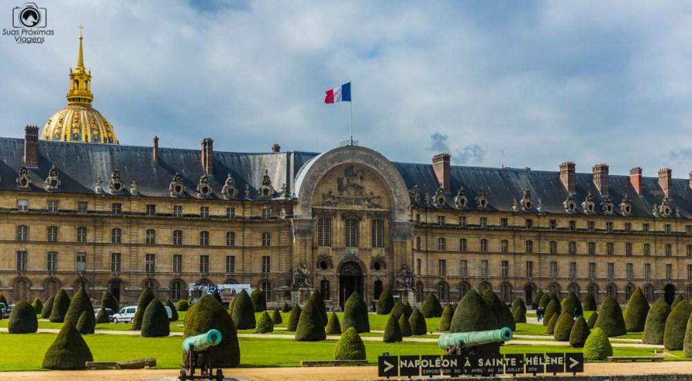Hôtel des Invalides em Pontos Turísticos de Paris
