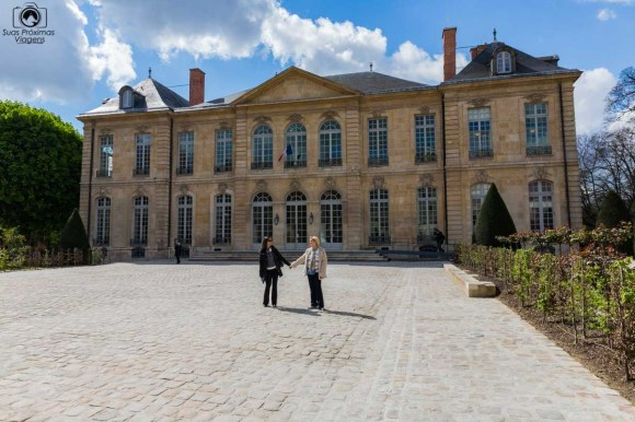 Museu de Rodin em o que fazer em Paris