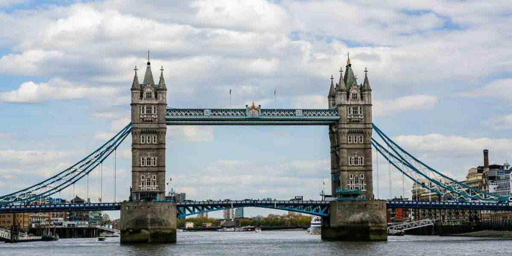 Tower Bridge em Onde se Hospedar em Londres