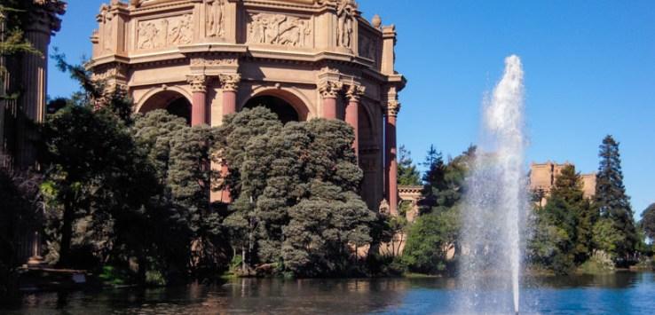 Palace Des Arts em Onde se Hospedar em San Francisco