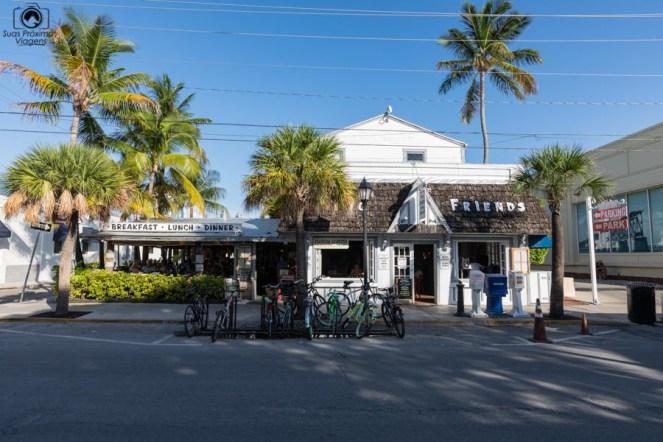 Bar Friends em Key West