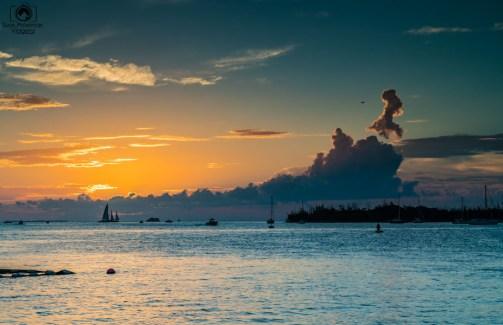 Pier da Simonton St em Key West