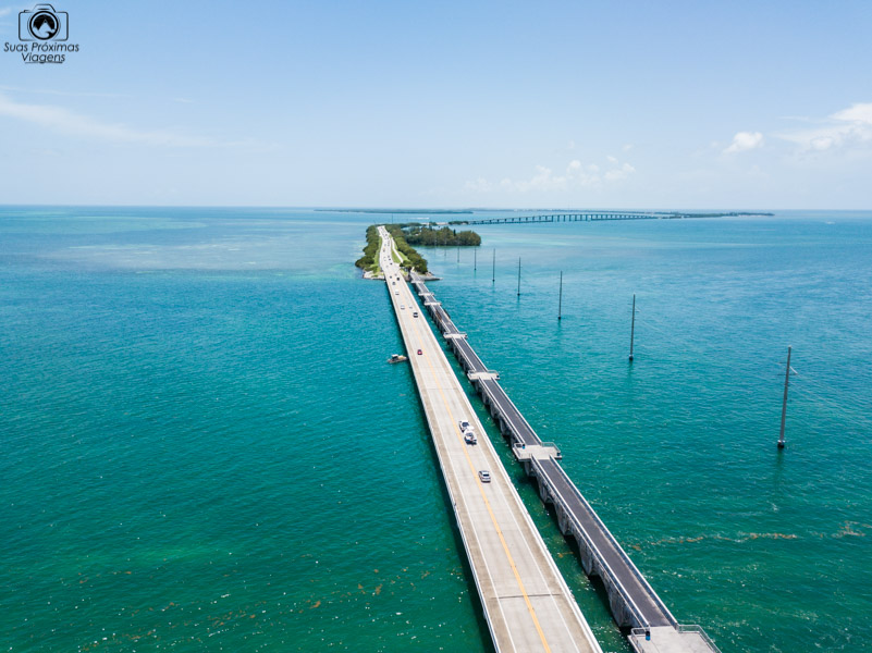 US1 nos Florida Keys