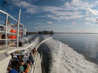 Saindo para o Mergulho nos Florida Keys