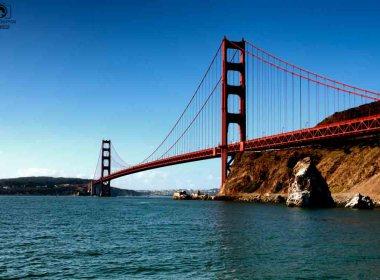 A famosa Golden Gate nas Melhores Dicas de Sao Francisco California