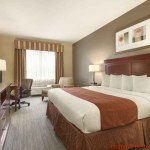Quarto King do Country Inn em Onde ficar em Tampa