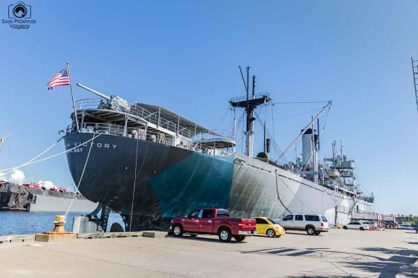 American Victory Ship Museum em O que fazer em Tampa