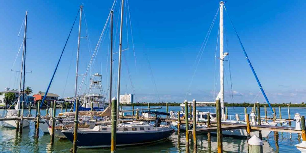Marina de Clearwater Florida