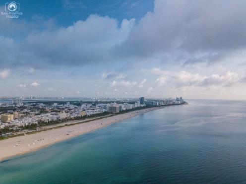 Vista Panorâmica de Miami Beach