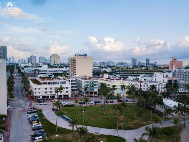 Hotéis na Ocean Drive nos passeios em miami