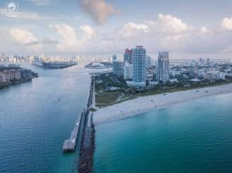 Vista aérea South Beach